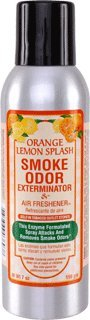 Smoke Odor Exterminator 7 Oz Orange Lemon Splash