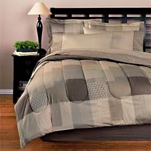 Mainstays Home ALden Full, comforter and bed skirt