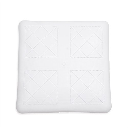 Champion Sports Anchored Base Set: 3 Plastisol Shell Youth League Kids Baseball & Softball Foam Bases - Boys & Girls Training & Practice Equipment by Champion Sports