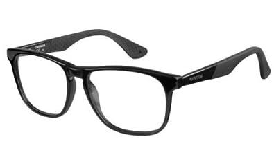 863d35a98319d5 Carrera Montures de lunettes Ca5532 Pour Homme Black  Amazon.fr ...