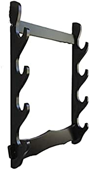 Sword Holder Handmade Sword Racks,Wall-Mounted Tool Holder/Vertical Tool Holder,Swords Display,Flute Racks, Fi