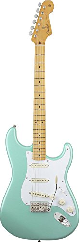 (Fender Classic Series '50s Stratocaster, Maple Fretboard - Surf Green)