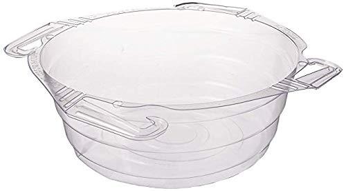 Curtis Wagner Plastics Hanging Basket Drip Pan (5 Pack) | 12