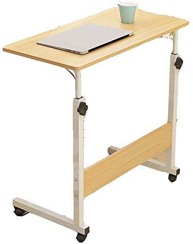 ZHAS Mesa, Escritorio para computadora, Mesa pequeña móvil ...