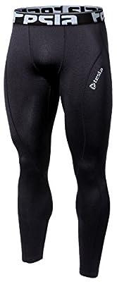 Tesla Men's Thermal Wintergear Compression Baselayer Pants Leggings Tights P33/P21/P43/PX6