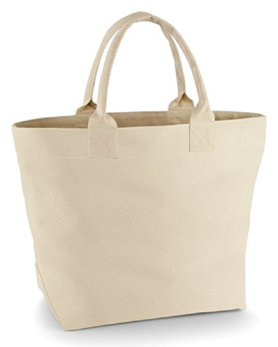 Quadra Canvas Deck Bag (24 Liters) (One Size) (Natural)