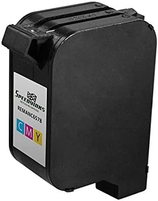 SPEEDYINKS Speedy Inks Remanufactured Ink Cartridge Replacement for HP 78 C6578D (Tri-Color)