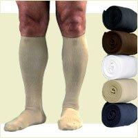 Activa Mens Dress Socks Moderate Compression 20-30 mmHg