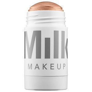 Milk Makeup Highlighter Full Size Color: Lit – Champagne Pearl 1 oz 28 g