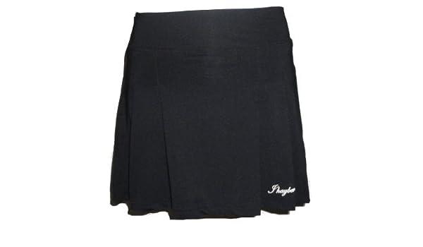 Jhayber - Falda pádel raqueta, talla l, color negra: Amazon.es: Deportes y aire libre