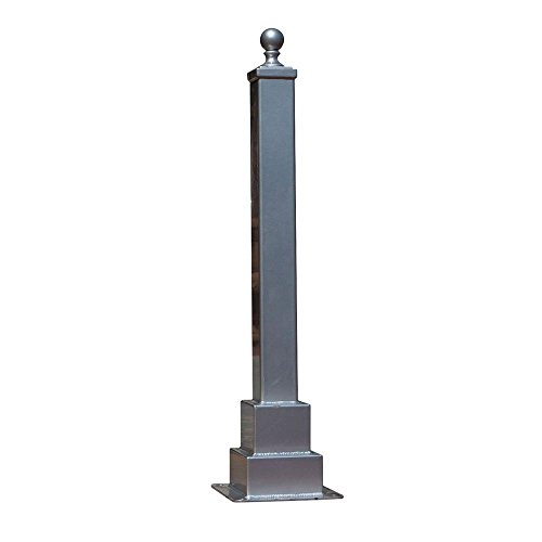 Ultra Play Commercial Park Hampton Bollard- Surface Mounted