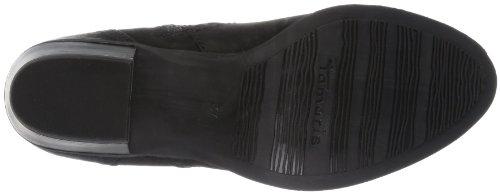 Schwarz Black Tamaris Cowboy Women's black 001 Boots RwT8zxTP