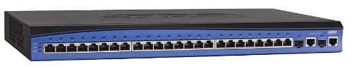 Poe Multiservice Router - Netvanta 1335 Poe 24PORT Layer 3 Switch/RTR & 802.3AF