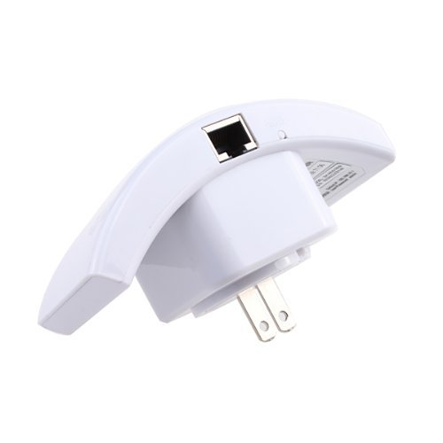 Amazon.com: Wireless-n Wifi Repeater 802.11n Range Expander (US plug): Computers & Accessories