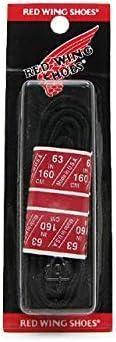タスラン・ブーツレース ブラック 一足分(2本セット) 63インチ 160cm / ハトメ数10#97147 〔FL〕