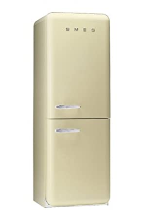 Smeg FAB32RPN1 Independiente 304L A++ Crema de color nevera y ...