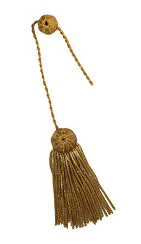 GraduationService Academic Gold Bullion Tassel