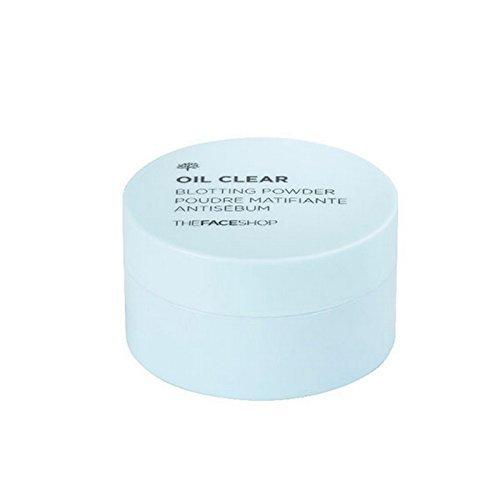 Clear Blotting Powder ([The Face Shop] Oil Clear Blotting Powder)