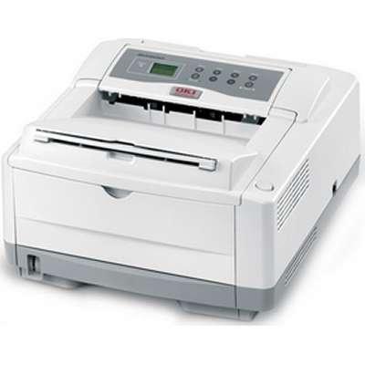 OKI 62427204 - Oki B4600N LED Printer - Monochrome - 27 ppm Mono - USB - Fast E ()