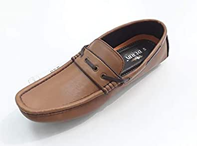 Derby Tan Loafers & Moccasian for Men