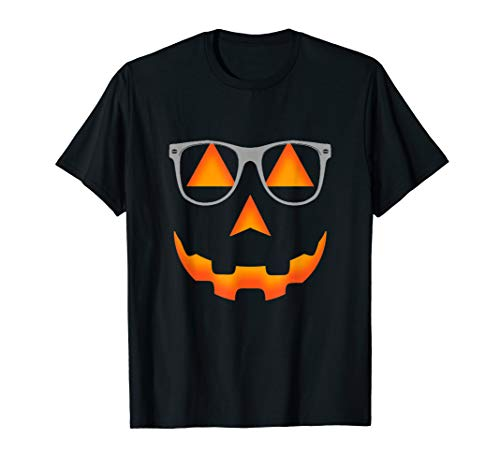 Best Homemade Halloween Costumes 2019 (Pumpkin face eyeglasses Funny Halloween 2019 costume )