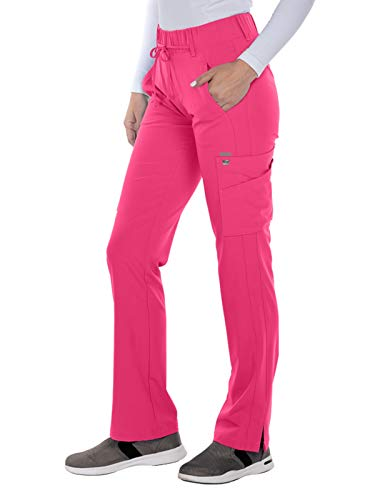 (Grey's Anatomy Signature 2218 Trouser Cargo Pant Chateau Rose S)