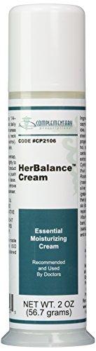 Bomba de prescripciones complementarias - HerBalance crema 2 oz