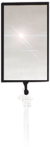 Ullman Devices K-2MR Rectangular Replacement Refill Mirror, Magnifying, 2-1/8