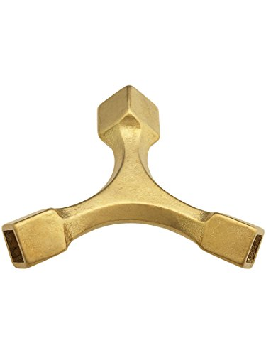 Solid-Brass Antique Bed Bolt Wrench (Bed Bolts Antique)