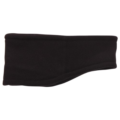 Contoured Double Layered Micro Fleece Headband