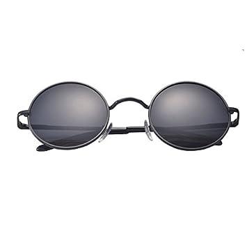 61d68161c3 Image Unavailable. Vintage Polarized John Lennon Sunglasses Hippie Retro  Round ...