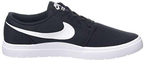 Nike Ii Da Portmore white Ginnastica gs Ultralight black Nero Basse 001 Scarpe Uomo rr54WwqxC
