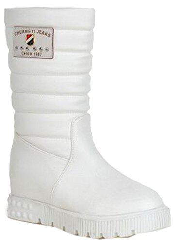 Larvers Snow Snow Women's Larvers Women's Boots Bianco Boots Bianco rqYAwrx