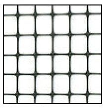 "Polypropylene Rabbit Fence Pest Exclusion Net, 1/4"" Mesh, 50' Length x 3-1/2' Width, Black - Industrial Netting OV7822-42x50"