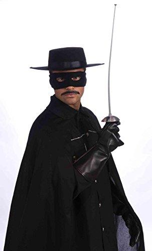 Super Deluxe Spanish Hat (Super Deluxe Zorro Costume)