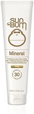 Sunscreen & Tanning: Sun Bum Mineral Face Tinted