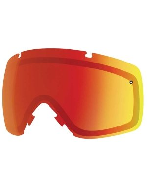 - Smith Optics IO Adult Replacement Lense Snow Goggles Accessories - Chromapop Everyday Red Mirror/One Size