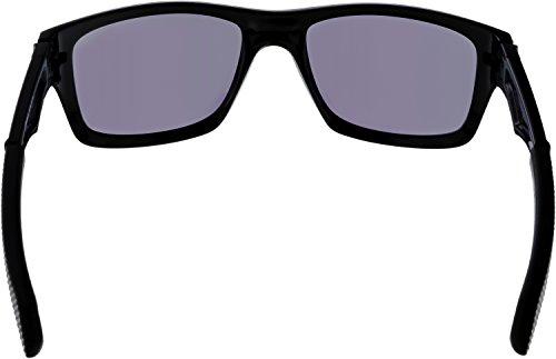 Squared Oakley Negro Unisex Jupiter Sol de Gafas z8gx8q