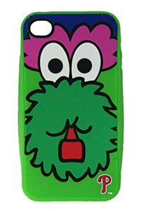 (Philadelphia Phillies Mascot Silicone Ai4 Cover)