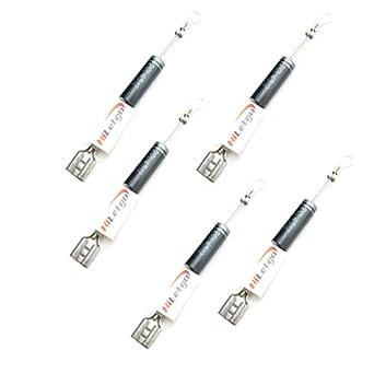 hiletgo 2pcs CL01 - 12 microondas horno cocina de inducción de ...