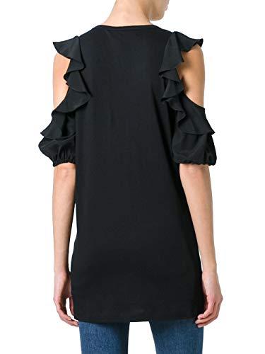 Nero Cotone F04141579000 Blusa N°21 Donna IqwvUK8