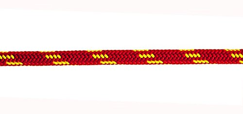 New England 7mm Accessory Cord 25' Red/Yellow