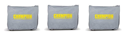 Champion Weather-Resistant Storage Cover for 2800-Watt or Higher Inverter Generators (3-Pack)