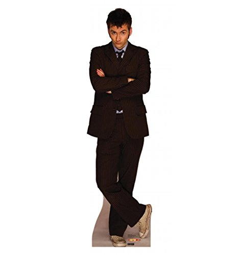 Tenth Doctor   David Tennant   Bbcs Doctor Who   Advanced Graphics Life Size Cardboard Standup