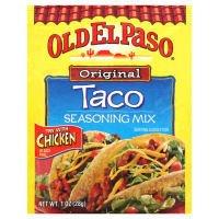 old el paso chili mix - 6