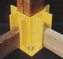 Yellow Guard Rail - 5