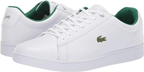 Lacoste Men's Hydez 119 1 P SMA White/Green 11.5 M ()