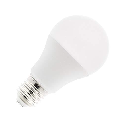 Bombilla LED E27 A60 10W Blanco Frío 6000K-6500K efectoLED: Amazon.es: Iluminación
