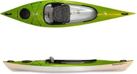 Kayak 116 (Hurricane Santee 116 Sport Kayak 2018 - Wasabi)