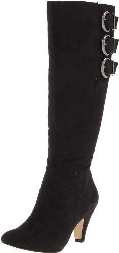 Women's Black II Transit High Knee Super Plus Boot Vita Bella Suede H7wqSS